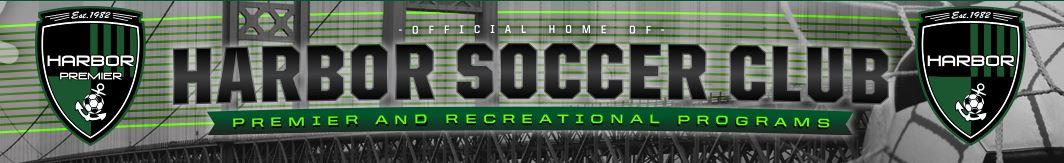 Harbor Soccer Club banner